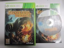 Cabela's Dangerous Hunts 2011 Xbox 360 UK PAL **FREE UK POSTAGE**