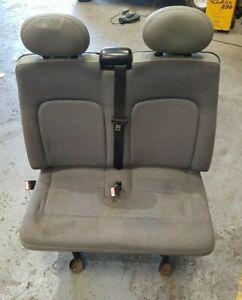 Renault Master Twin Double passenger Seat camper crew van movano interstar nv400