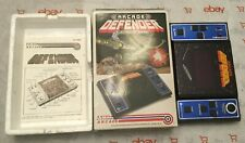 Defender (Handheld Tabletop Arcade, 1982) Complete + Box by Entex RARE!!! Works!