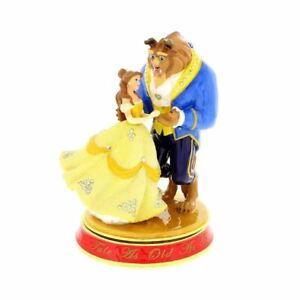Disney Beauty and The Beast Collectable Trinket Box