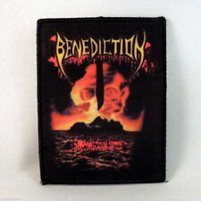 BENEDICTION Subconscious Terror (Printed Small Patch) (New)