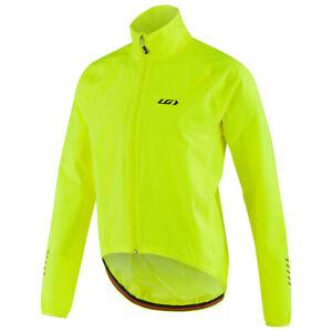 Louis Garneau Granfondo 2 Jacket Hi-Vis Yellow MD