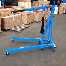 ENGINE CRANE, HOIST LIFTER AIR/HYD 2 TON RATED PART NO. = EC5102A