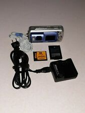Nikon Coolpix 2500 Digital Camera, Charger, cable, Battery & Compact Flash Card