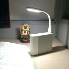 Mini Portable USB LED Lamp 5V 1.2W Reading Lamp Power Bank PC Laptop Notebook US
