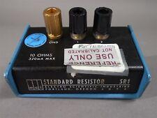 ESI SR1 10Ω 320mA Standard Resistor