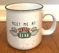 "Friends ""Meet Me At Central Perk"" Large Ceramic Mug"