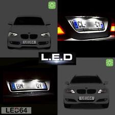 4 ampoules LED  feux de position feux de plaque pour BMW E46 E90 E60 X3 X5 X6 Z4