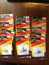 POPPERS- 12 ea South Bend Size 10 - varied colors LP10A Lakewood Lures fishing