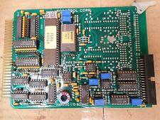 Robotrol Corp Analog I/O Input/Output Board 2020223B Used