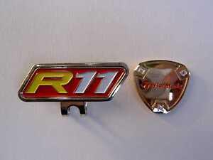 Golf Ball Marker & Hatclip ~ TAYLORMADE R11 ~  Taylor Made R 11