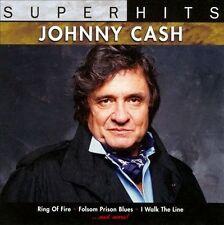 Super Hits by Johnny Cash (CD, Nov-1994, Sony Music Distribution (USA))