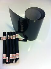 Black 8 INCH 20cm sunstrip CITROEN SAXO VTR VTS XARA