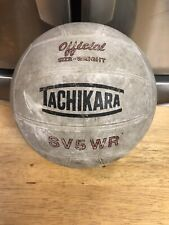 Vintage Tachikara SV5WR Volleyball- Official Size and Weight