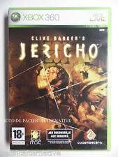 jeu CLIVE BARKER'S JERICHO pour xbox 360 game francais spiel juego gioco fps tir