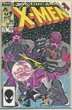 Uncanny X-Men U-PICK ONE #202,203,204,206,208,209,214 or 215 PRICED PER COMIC
