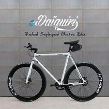 eDaiquiri A5W e-bike Elektro Fahrrad Pedelec Electrorad Fahrrad Singlespeed 58cm