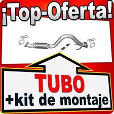 Pantalones de Tubo A3 ALTEA LEON OCTAVIA SUPERB GOLF VI CADDY JETTA 1.2 1.4 AET