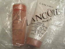 LANCOME GWP CREME MOUSSE CONFORT & TONIQUE CONFORT SEALED IN BAG DRY SKIN  - NEW