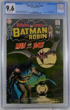 Detective Comics #402 CGC 9.6 Neal Adams cover 1970 Man-Bat