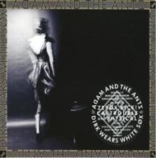 Adam & The Ants Dirk Wears White Sox CD Remastered Pop Album 2006