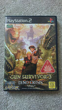 Gun Survivor 3: Dino Crisis - Sony PlayStation 2 [NTSC-J] - Complete