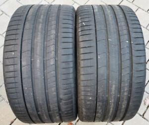 2 x 315/30R22 107Y Sommerreifen Pirelli Pzero PZ4 B 2019 Freihaus