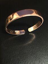 Pure Copper Magnetic Bracelet Arthritis Therapy Energy MEN WOMEN