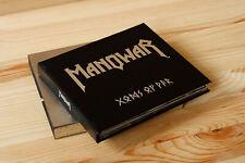 Manowar - Gods of War Limited Edition Metallbox Steelbook Release CD Bonus DVD