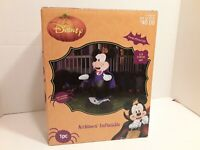 Halloween Disney Dracula Mickey Mouse (Gemmy, 2015)5 ft Airblown Yard Inflatable