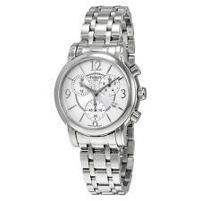 Tissot Dressport Stainless Steel Ladies Watch T050.217.11.017.00