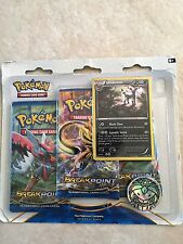 POKEMON Pokémon TCG CARDS BREAKPOINT 3 booster packs coin Umbreon card