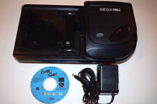 Sega CD Model 2 MK-1402 for Genesis Console Video Game System Complete