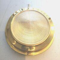 ITC Boat Cabin Wall Light 21704-BRMultidirectional Dimmer 12V Brass
