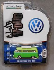 Greenlight Club V-DUB 1968 Volkswagen Type 2 T2 BUS - M&J Toys Exclusive