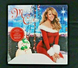 Mariah Carey - Merry Christmas II You Limited Edition LP Vinyl