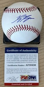 RYAN BRAUN LICENSED PSA/DNA AUTHENTICATED ROOKIE YEAR SIGNED NEW MLB BASEBALL
