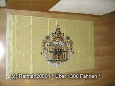 Fahne Flagge Deutsches Reich Kaiserwappen - 90 x 150 cm