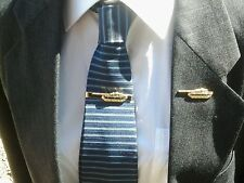 New Chieftain tank tie slide and pin badge, 13th/18th hussars, the life guards,