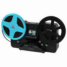 Magnasonic Super 8/8mm Film Scanner, Converts Film into Digital Video (FS81)