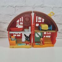 Cbeebies Bing Bunny House Playset With Bing & Flop Figures Furniture