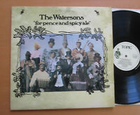 The Watersons For Pence And Spicy Ale Martin Carthy1975  NEAR MINT Topic 12TS265