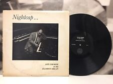 ARTHUR CORMIER - NIGHTCAP .. ART CORMIER AT THE HAMMOND ORGAN LP 60's BARB-ART