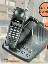 Sony SPP-M920 digital cordless phone Black *VINTAGE*