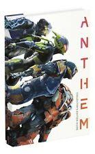 Anthem: Official Collector's Edition Guide Hardcover NEW 🔥