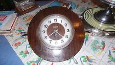 RARE HORLOGE BAYARD 1940 1950 VOLANT BATEAUX .B ETAT