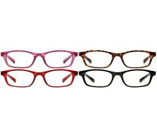 Equate Queens +1.50 Readers (4-Pack) Womens Reading Glasses • NEW • Ships Free!