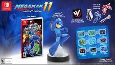 Mega Man 11 amiibo Edition Nintendo Switch