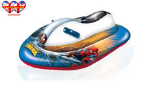Spiderman Marvel Gonflable Jet Ski, piscine jet ski, Official Licensed 120 cm x 74 cm