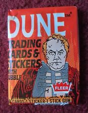 Unopened Pack DUNE Movie Trading Cards ~ STING Kyle MacLachlan Virginia Madsen